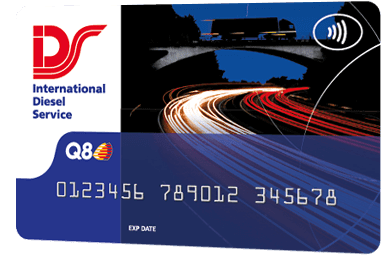Cartão de Combustível IDS