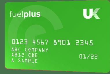 Fuel Plus fuel card