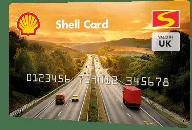 Shell CRT Fuel Card