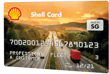 Shell Singapore