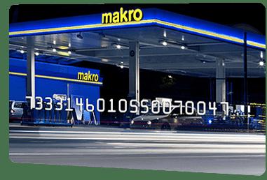 Makro tankkaart