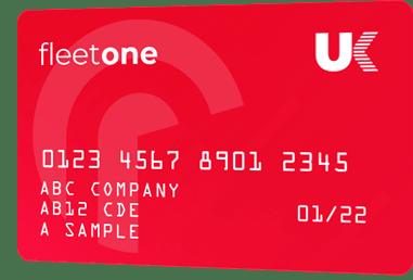 FleetOne Fuel Card