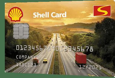 Carte de Carburant Shell CRT