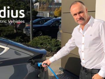 UK Fuels parent company, Radius EV launches in Europe