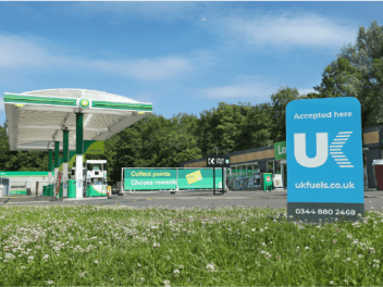 UK Fuels card network grows to 3,500 fuel stations