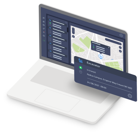 neon helps you monitor and locate your assets wherever they are