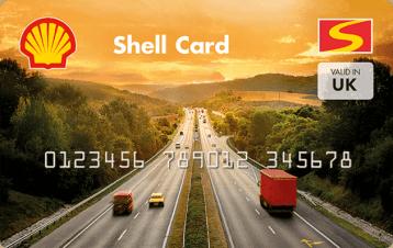 Shell Multi-Network diesel card