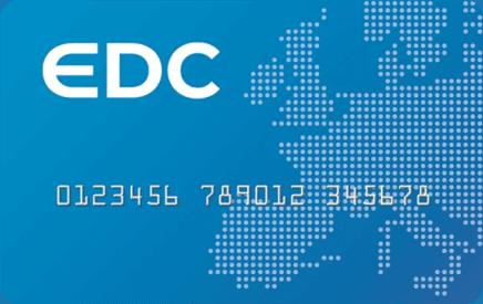 European Diesel fuel card