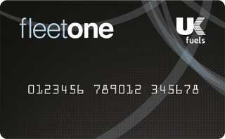 Fleetone fuel card