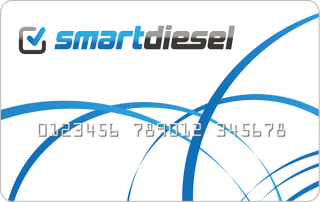 Smartdiesel fuel card