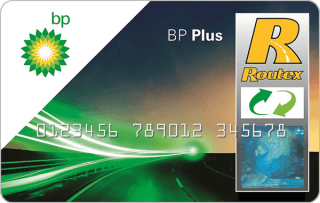 BP Plus fuel card