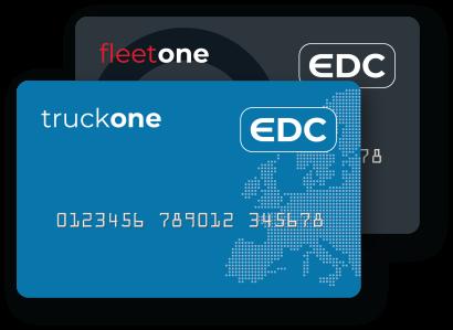 EDC Carte Diesel Européenne - CCS