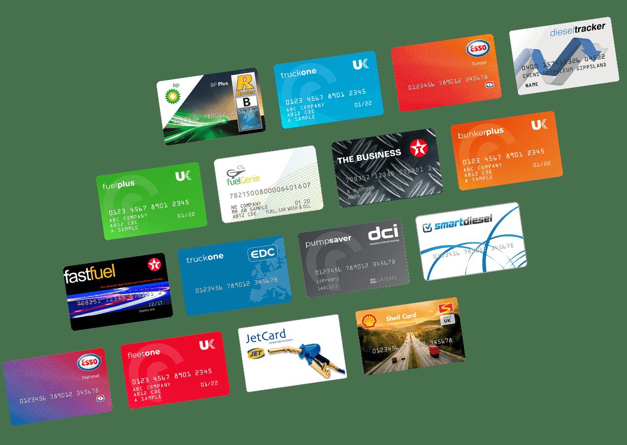 Compare fuel cards uk