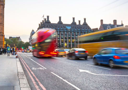 London's Direct Vision Standard (DVS) and how to get your HGV permits