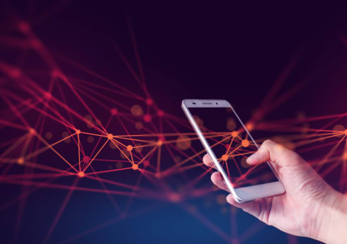 What is the difference between a business mobile contract and a consumer mobile contract?