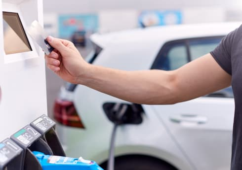 EV Charge Cards For Electric Business Vehicles