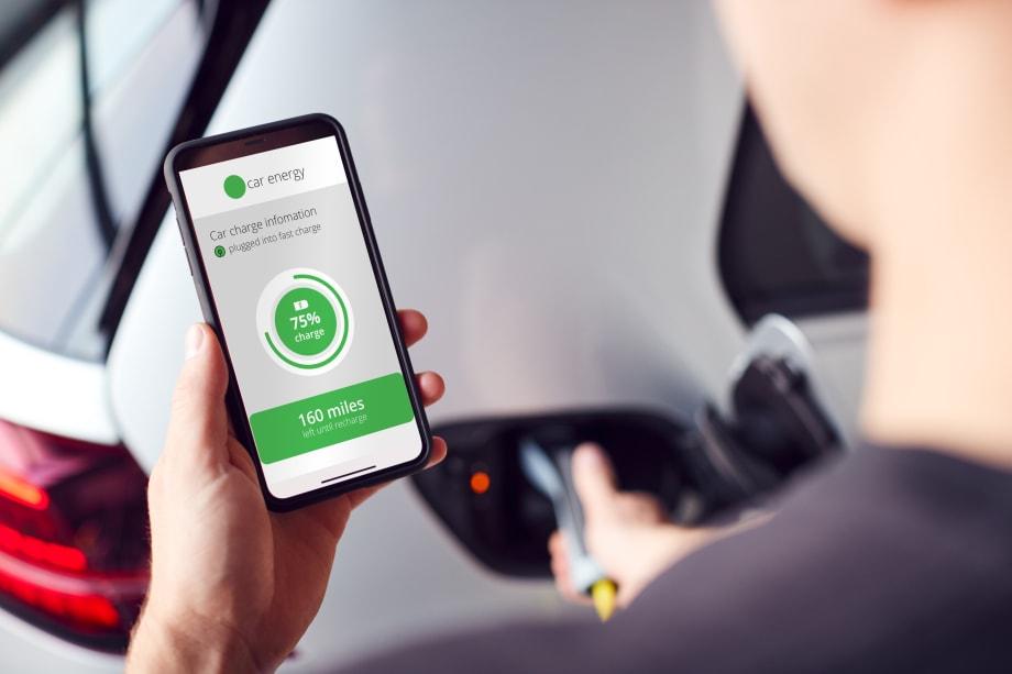 EV charge app