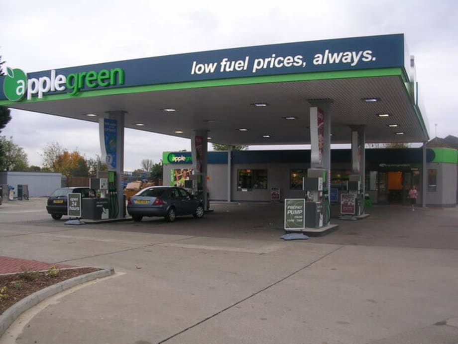Applegreen Fuel Station