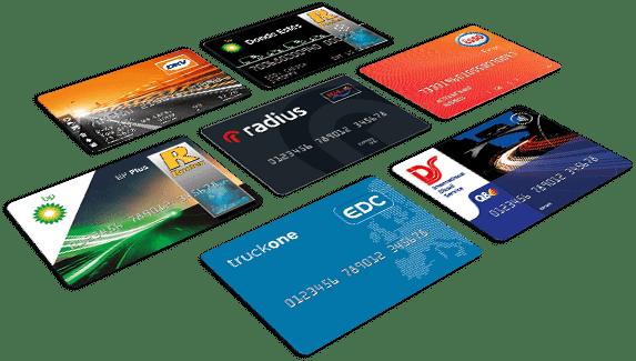 Buscar tarjetas de combustible