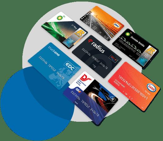 ¿Son tus primeras tarjetas de combustible?