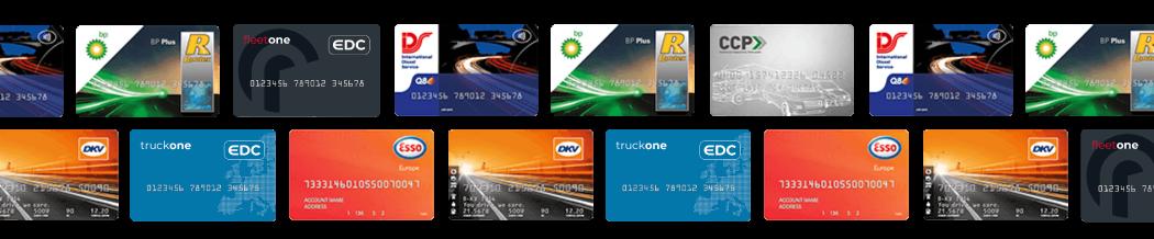 Comparar cartões de combustível
