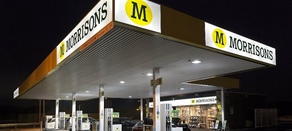 Find out where I can use a Morrisons fuel card