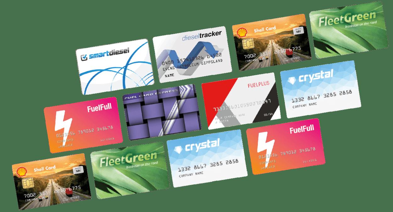 Compare petrol cards