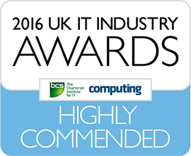 2016 UK IT Industry Awards