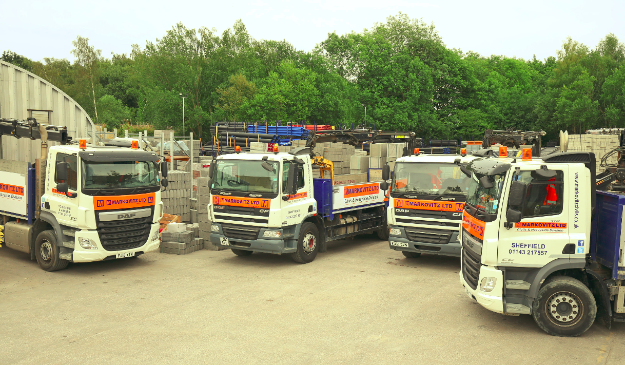 Kinesis Fleet helped Markovitz in Fleet Management' width=