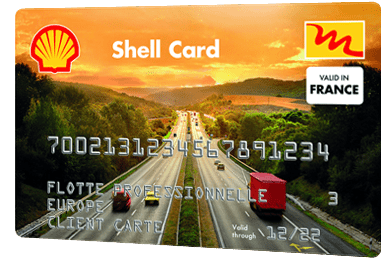 Shell Carte Carburant
