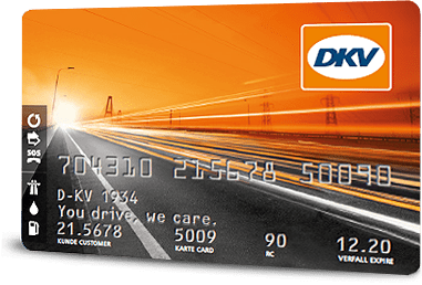 DKV National Carte Carburant Services - CCS