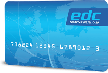 European Diesel Card - EDC Carte carburante