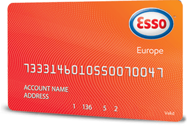 Esso Carte Carburante