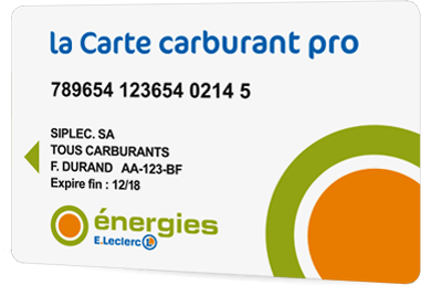 Carte Carburant Services - CCS