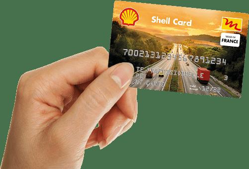 Shell carte carburant Demandez plus d'infos