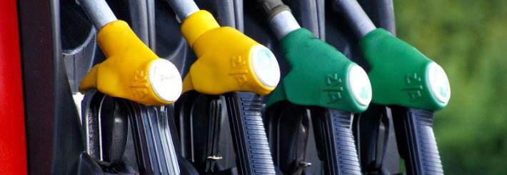 A selection of fuel pumps