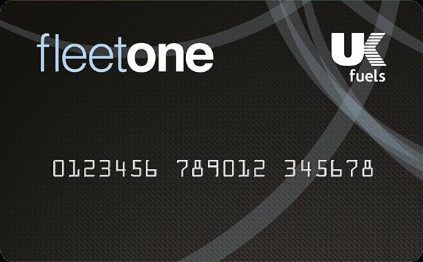 Fleet One fuel card