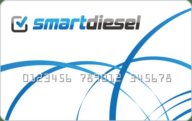 Smartdiesel card