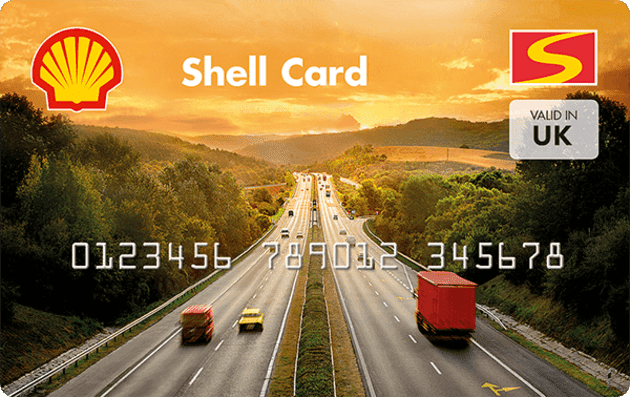 Shell Multi-Network petrol card