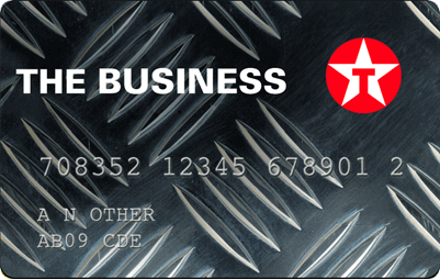 Texaco the Business fuel card