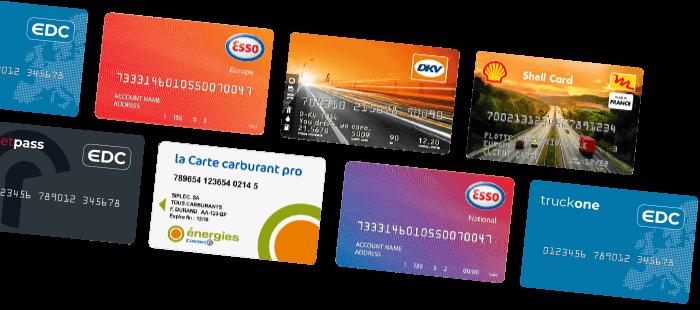 Recevez les meilleures offres de cartes de carburant en France