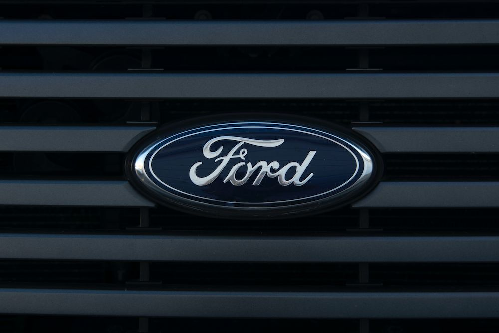A Ford logo for one of the most economical cars, you also may want to consider a Ford Fiesta