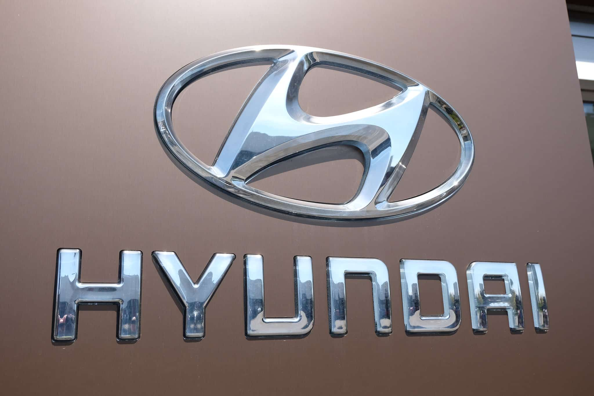 The Hyundai logo is displayed but you should look beyond the brand when you buy a motor and think about how it fares with car insurance groups