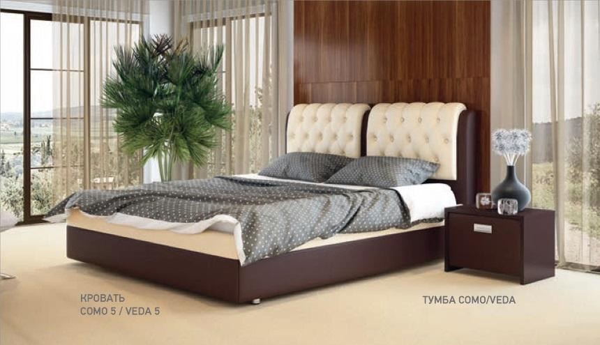Кровать Como/Veda - 5