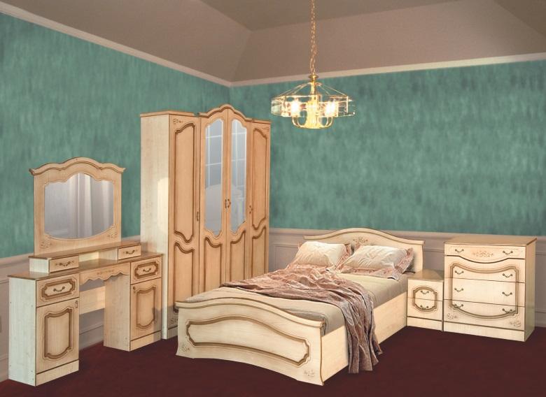Спальня Алёна