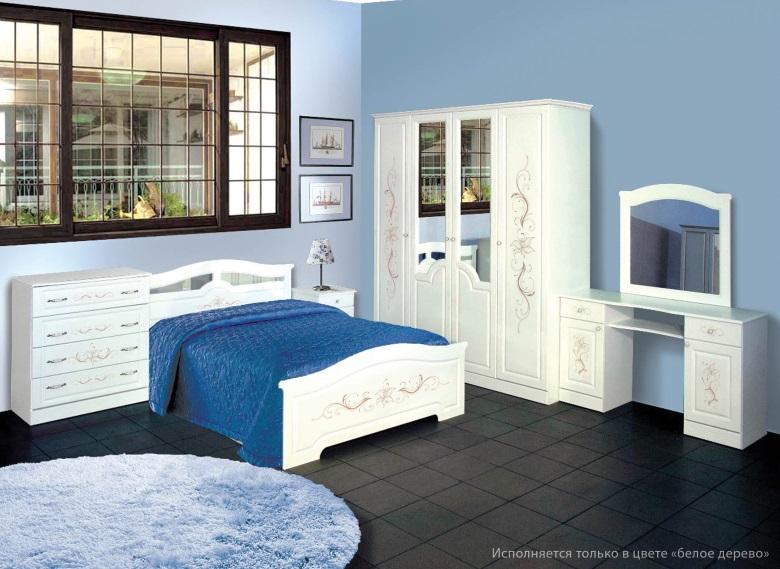 Спальня София с фотопечатью