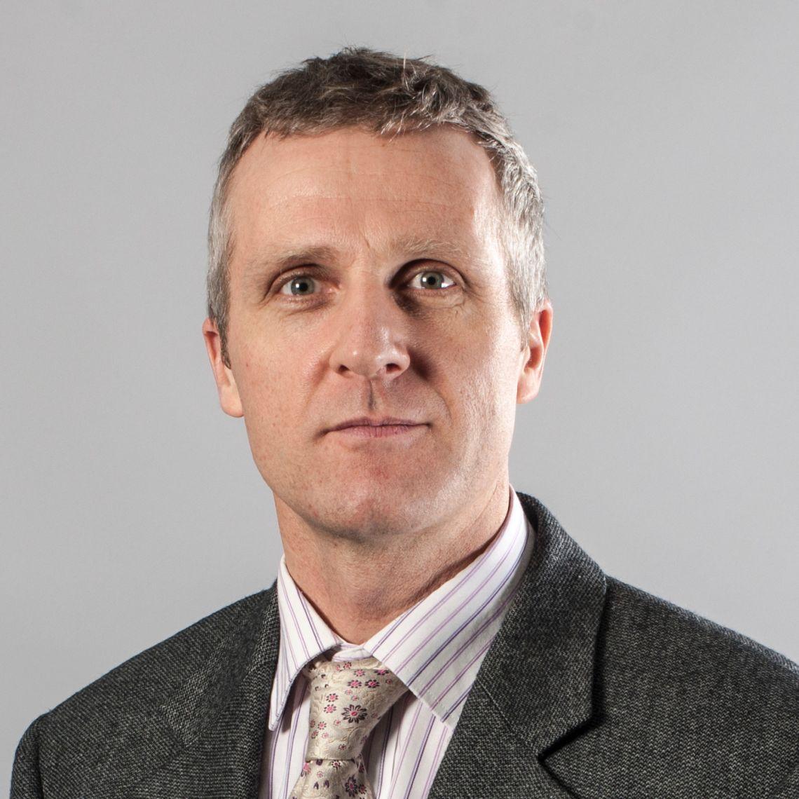 Associate Professor Michael Hill