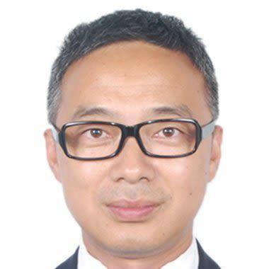 Dr Junjie Ding