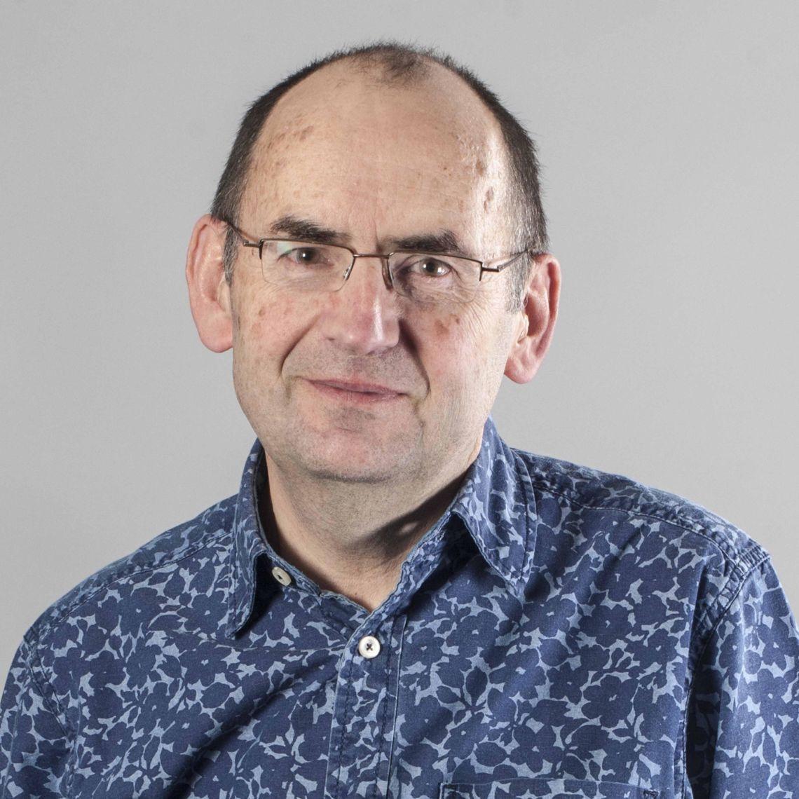 Professor Colin Baigent
