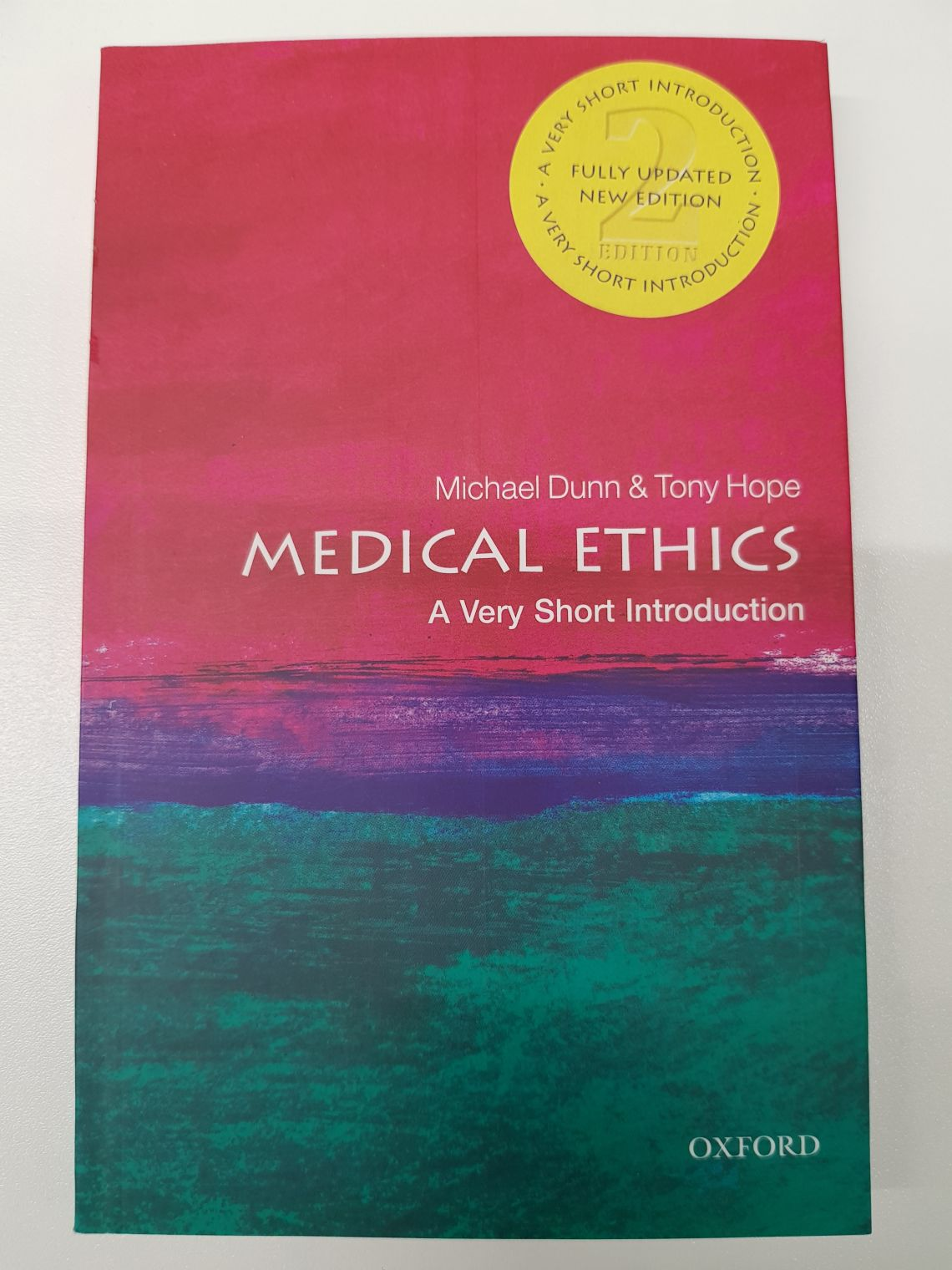 NEW BOOK - Medical Ethics, Law and Communication At a Glance